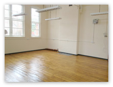 Nottingham, church drive, arnold office space to rent